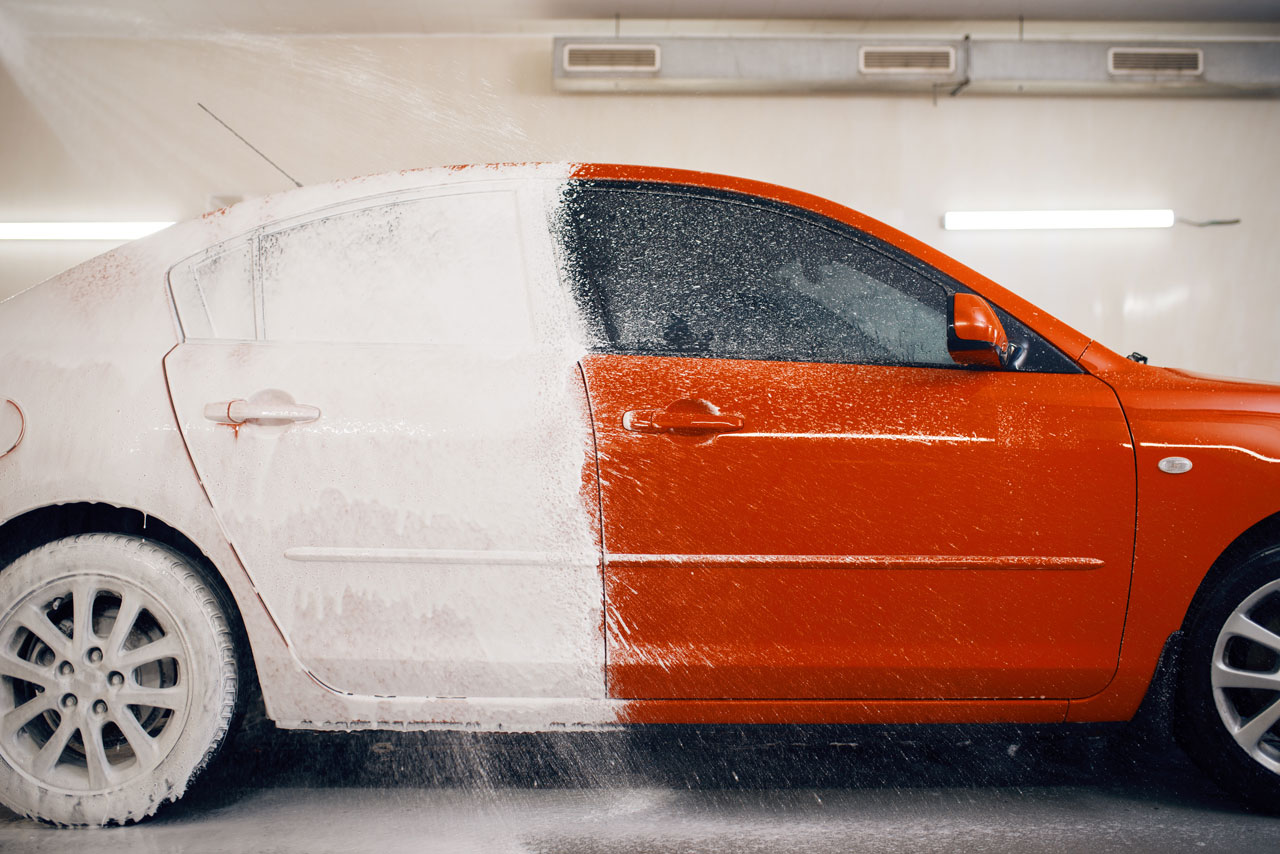 INDISPENSABLE TOOLS FOR A CAR WASH COMET