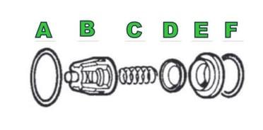 COMPONENTS OF A DIAPHRAGM PUMP_valves