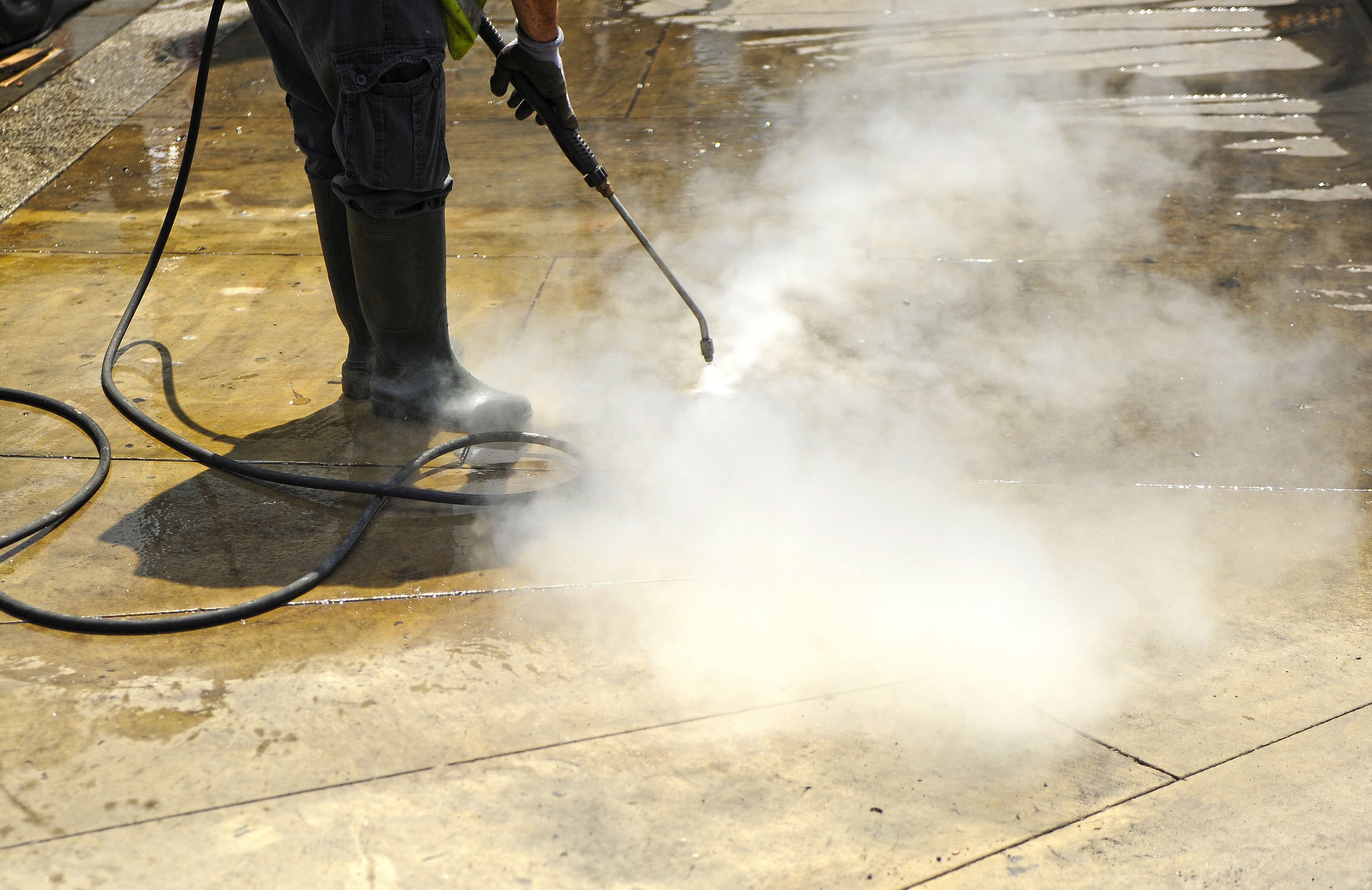 PRESSURE WASHER, BETTER ELECTRIC OR COMBUSTION?
